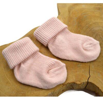 Baby sokjes – licht roze