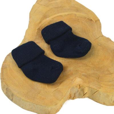 Baby sokjes - zwart